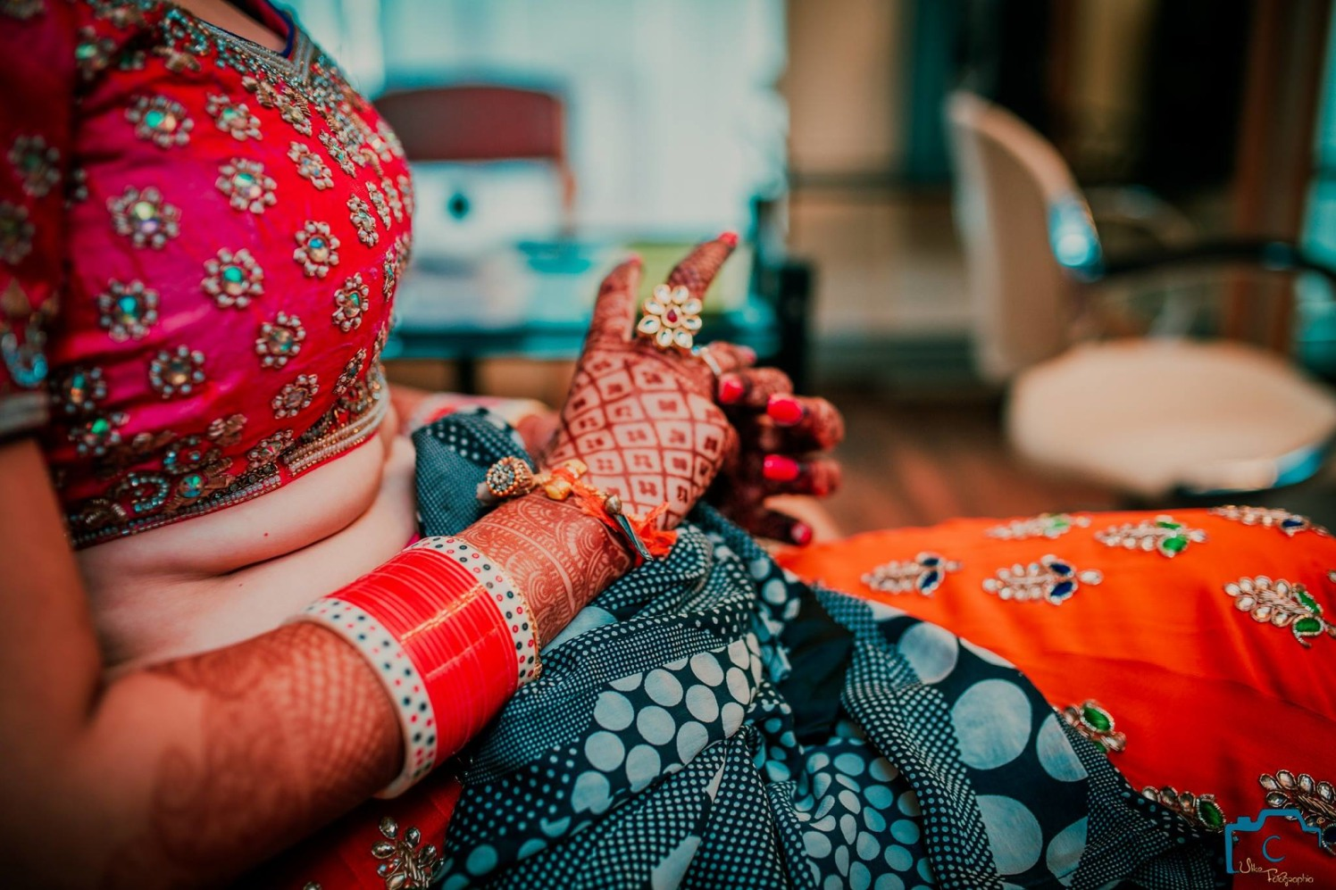 Contemporary mehendi by ULike Fotographia Wedding-photography | Weddings Photos & Ideas