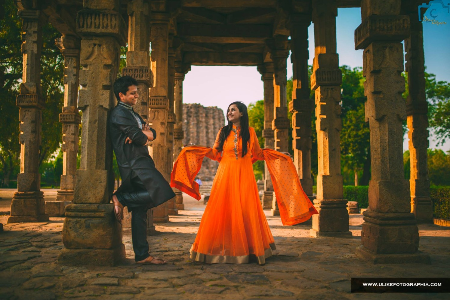Love for yellow by ULike Fotographia Wedding-photography   Weddings Photos & Ideas