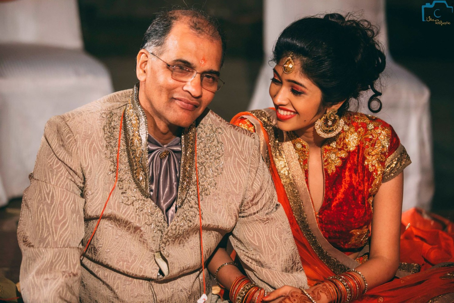 Happiness is seeing your daughter get married by ULike Fotographia Wedding-photography   Weddings Photos & Ideas