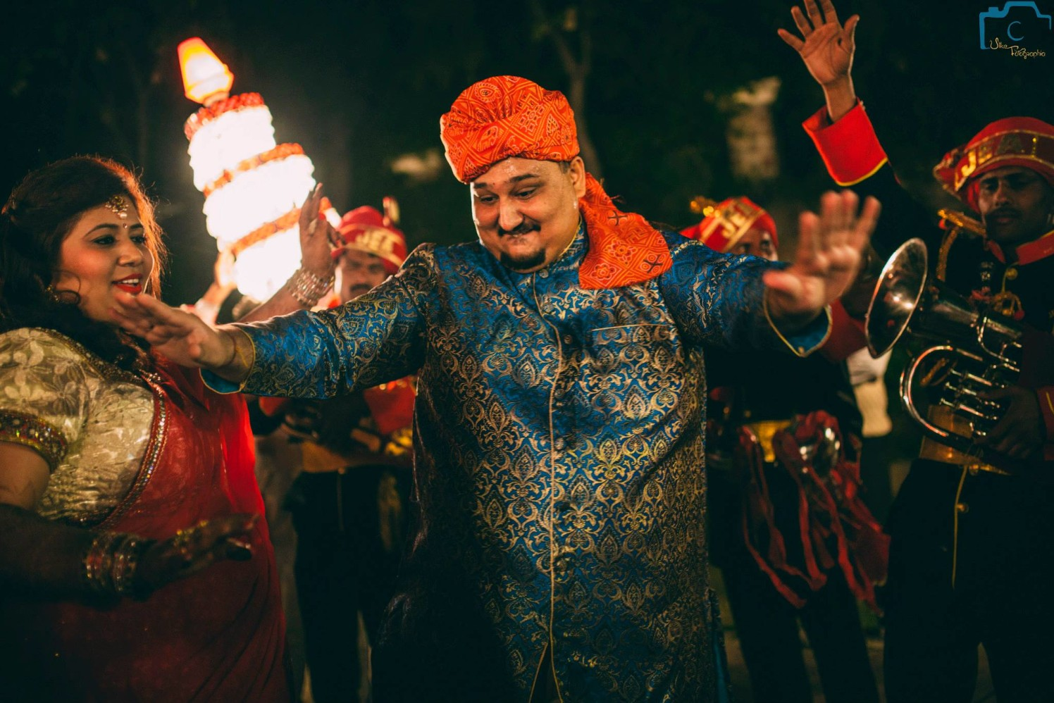 Baraati dance by ULike Fotographia Wedding-photography | Weddings Photos & Ideas