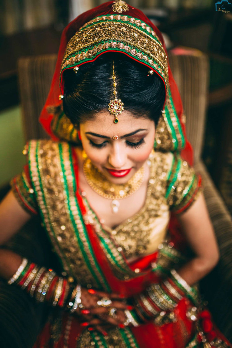 Royal look with natural makeup by ULike Fotographia Wedding-photography | Weddings Photos & Ideas