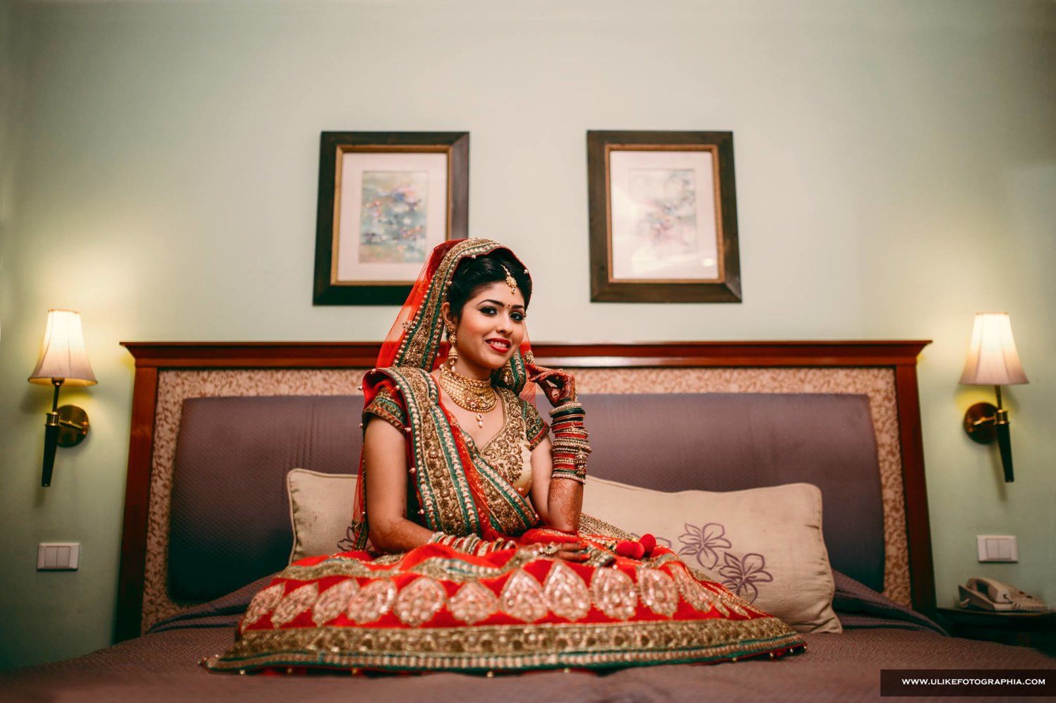 Bride looking magnificent by ULike Fotographia Wedding-photography | Weddings Photos & Ideas