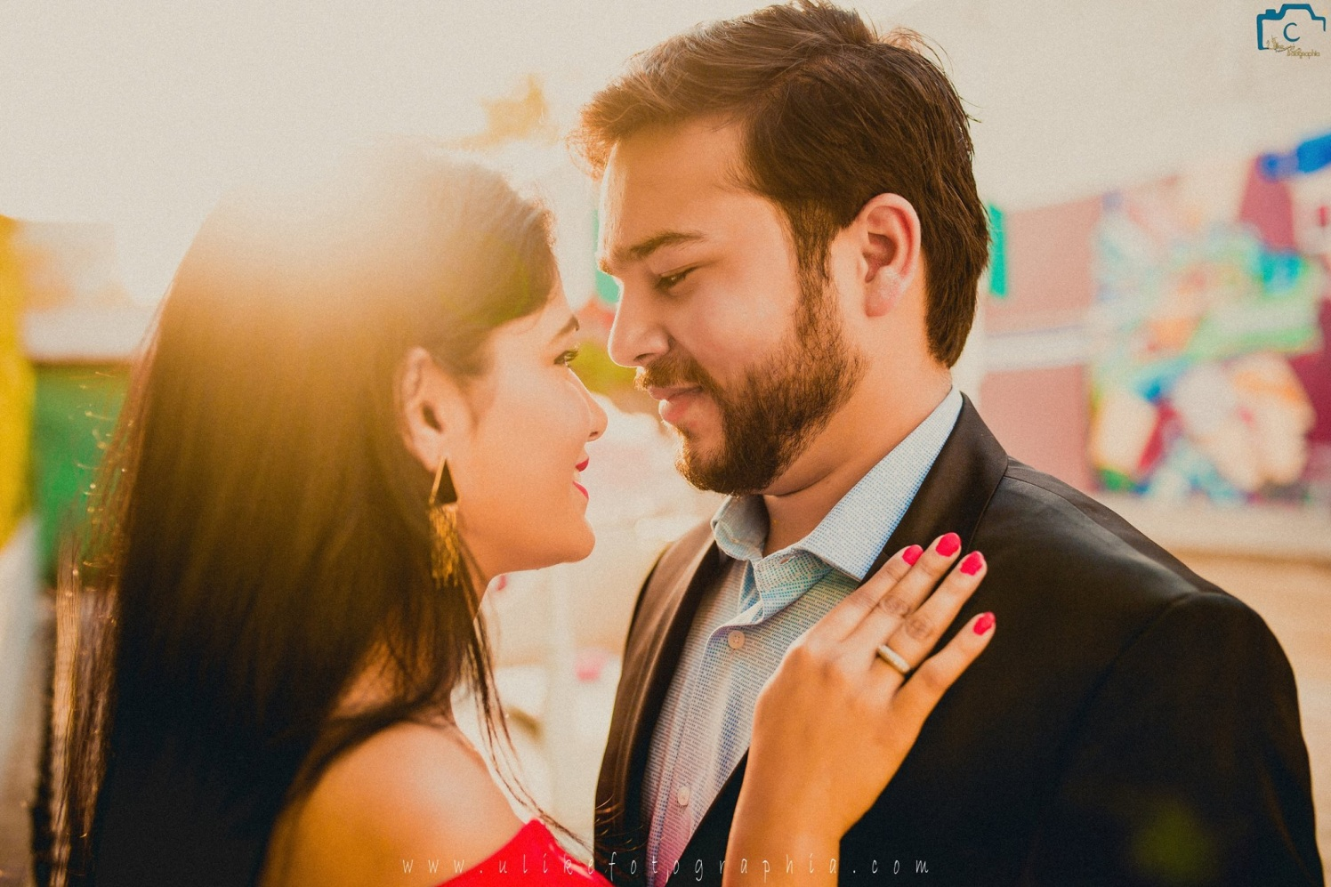 Ray of sunshine by ULike Fotographia Wedding-photography | Weddings Photos & Ideas