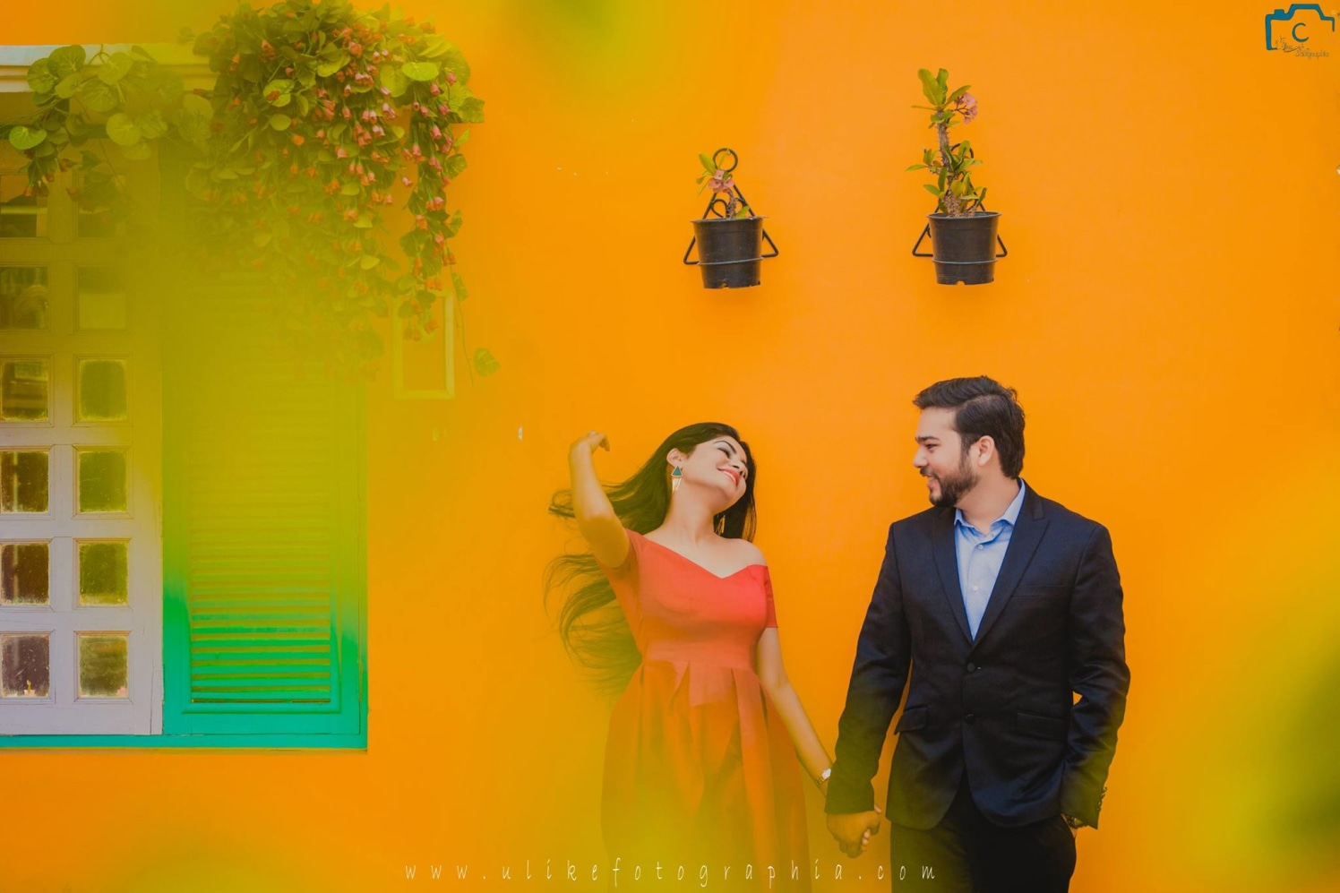 Playing with colours by ULike Fotographia Wedding-photography | Weddings Photos & Ideas