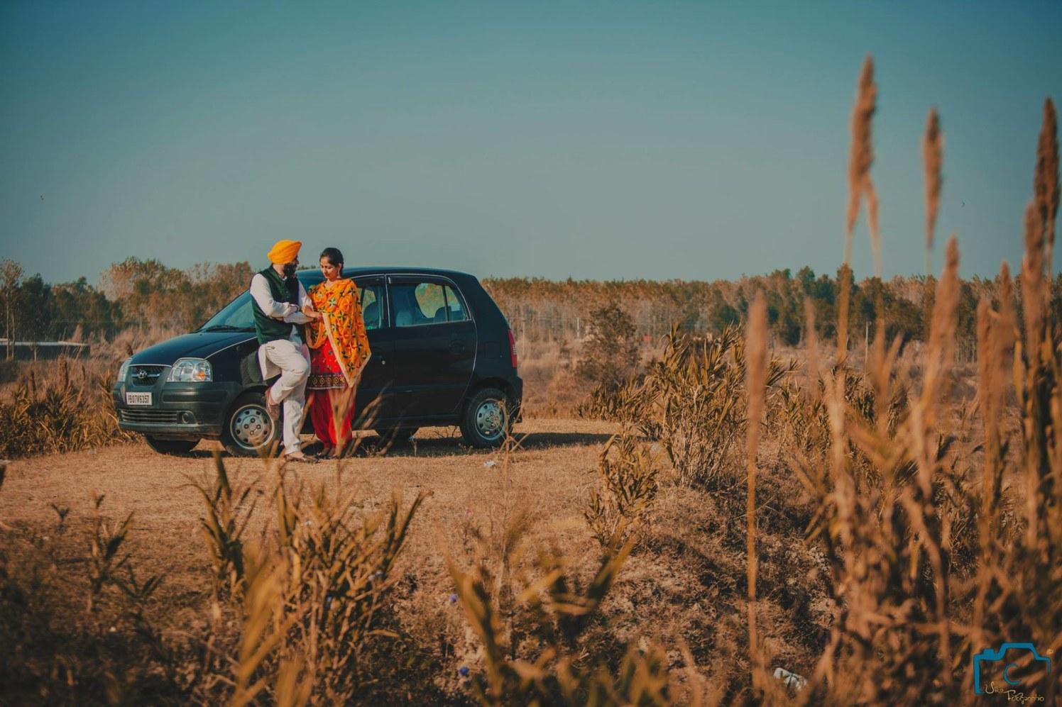 Amidst brown fields by ULike Fotographia Wedding-photography | Weddings Photos & Ideas