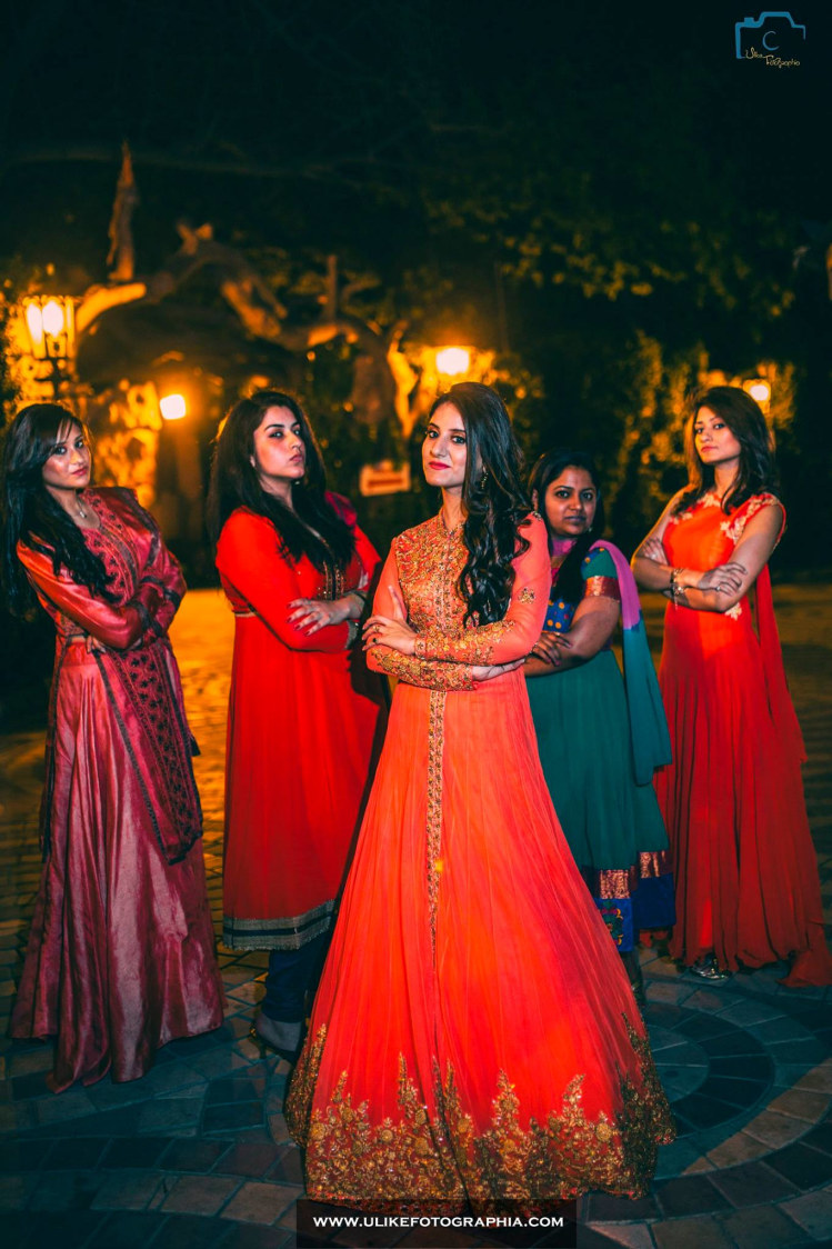Dont mess with the bride by ULike Fotographia Wedding-photography | Weddings Photos & Ideas