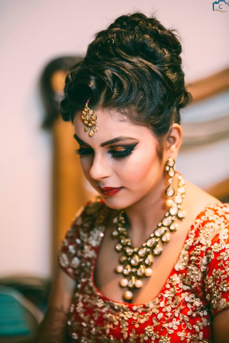 Wedding makeover on point by ULike Fotographia Wedding-photography | Weddings Photos & Ideas