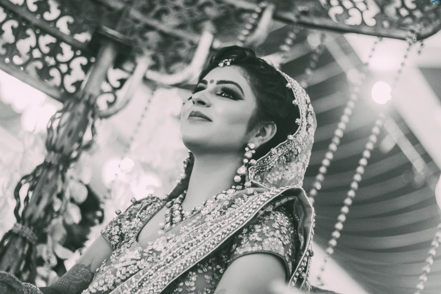 Perfect bridal frame by ULike Fotographia Wedding-photography | Weddings Photos & Ideas