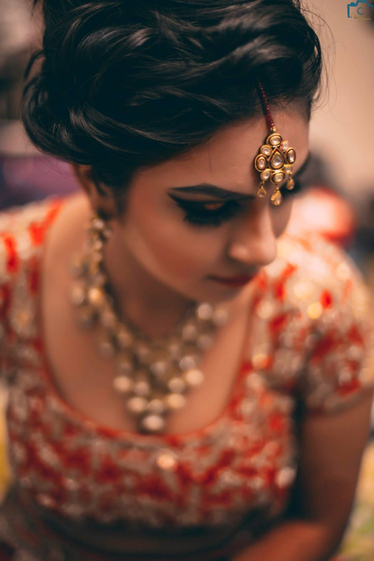 Headsrting adorns her beauty by ULike Fotographia Wedding-photography | Weddings Photos & Ideas