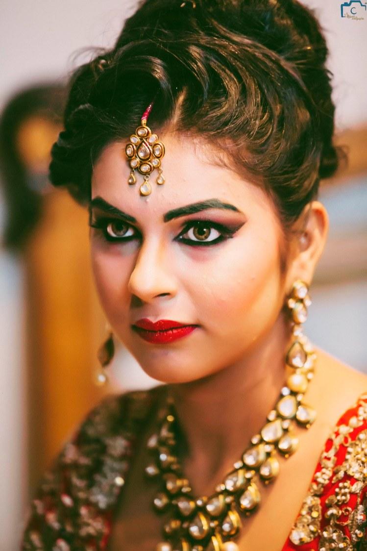 Bridal makeup on fleek by ULike Fotographia Wedding-photography | Weddings Photos & Ideas
