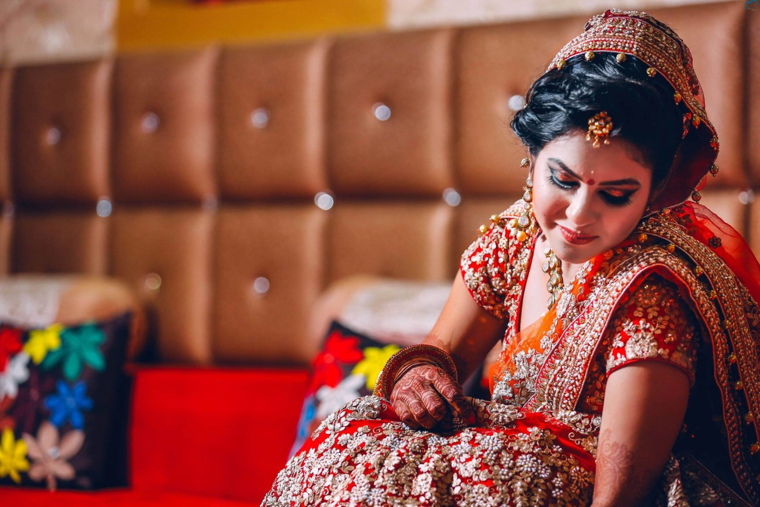 Mesmerizing beauty of bride by ULike Fotographia Wedding-photography | Weddings Photos & Ideas
