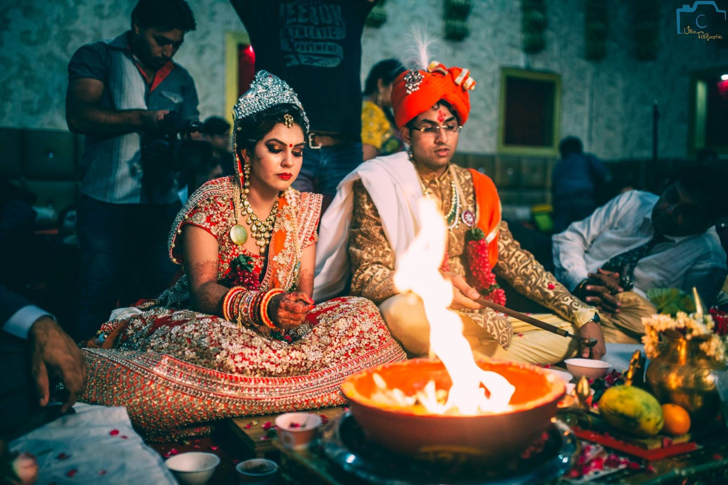 Auspicious wedding traditions by ULike Fotographia Wedding-photography | Weddings Photos & Ideas