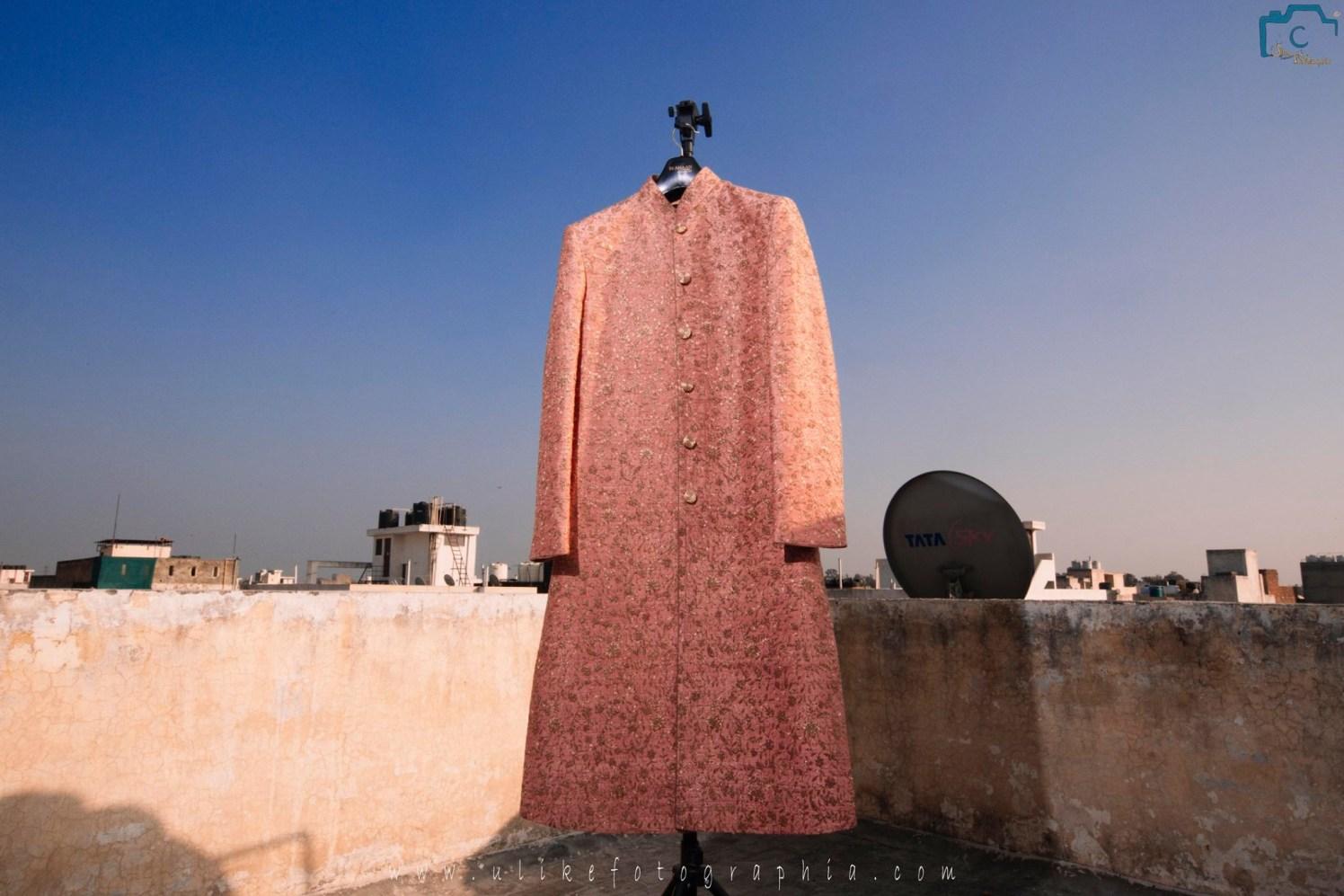 Glowing pink sherwani by ULike Fotographia Wedding-photography | Weddings Photos & Ideas