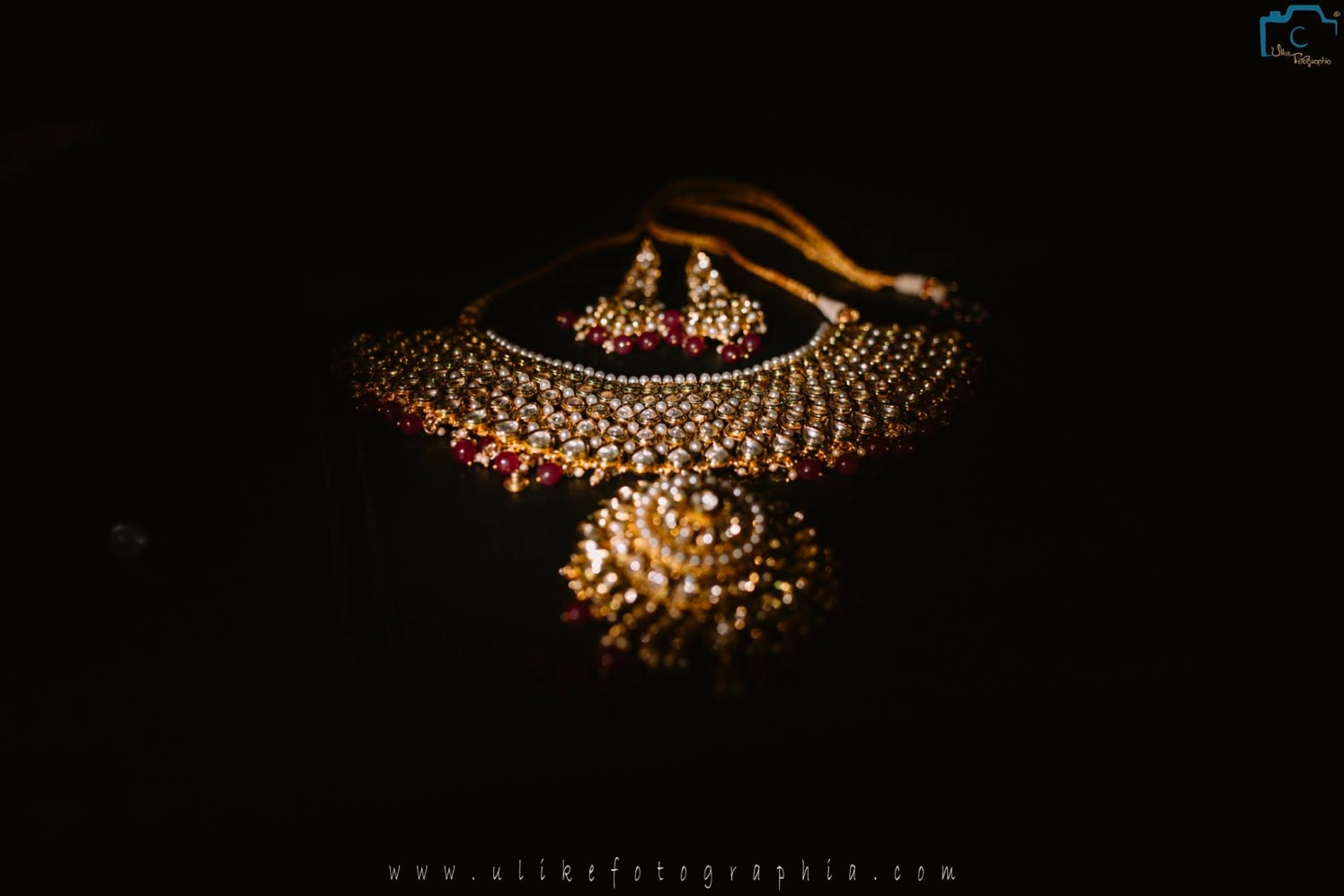 The glorious necklace by ULike Fotographia Wedding-photography | Weddings Photos & Ideas