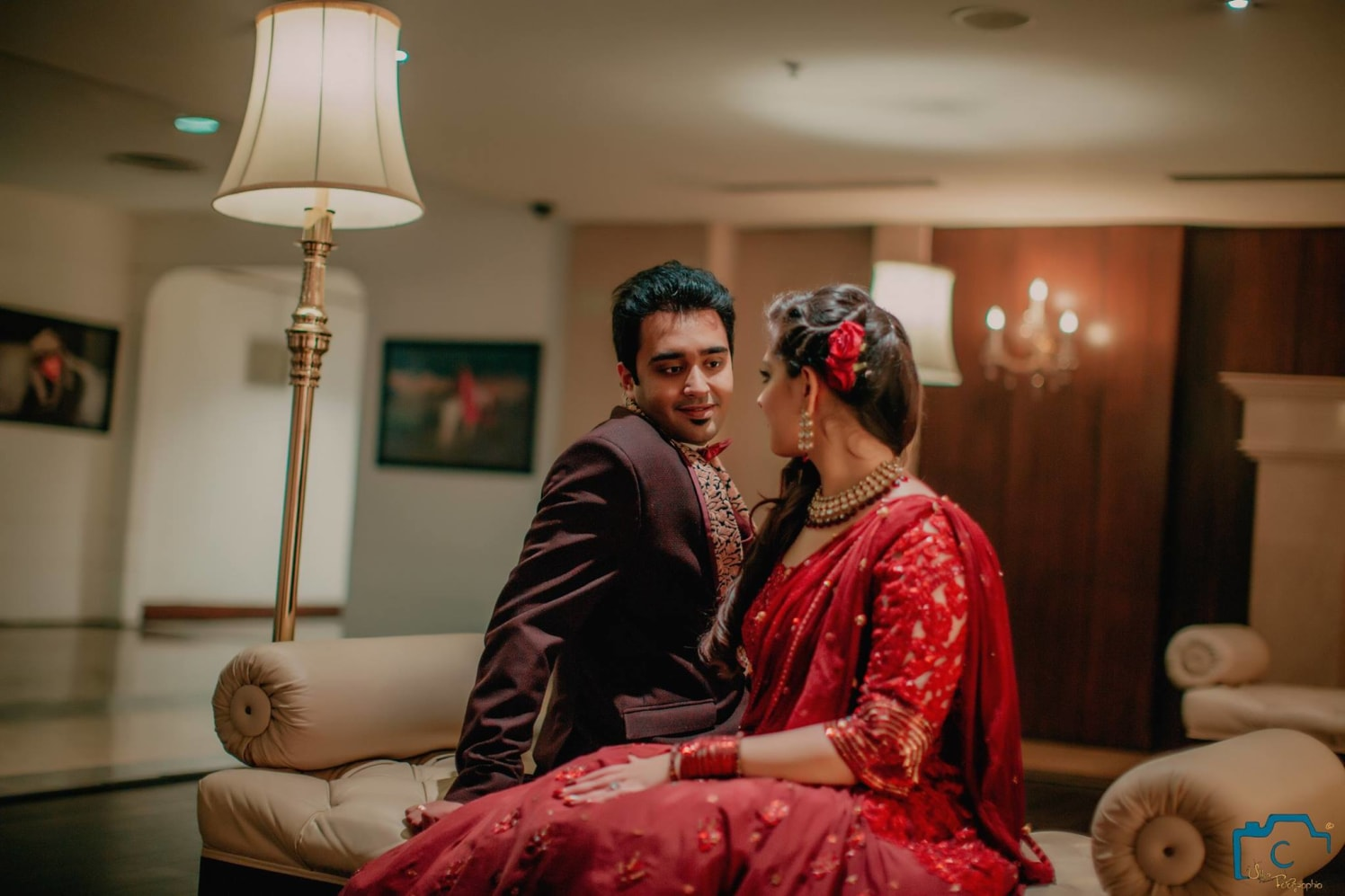 Magnificent red by ULike Fotographia Wedding-photography | Weddings Photos & Ideas