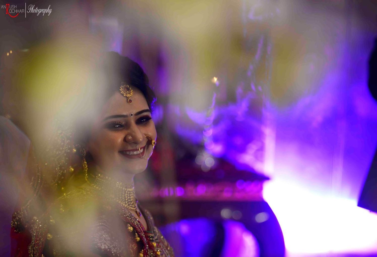 Beautiful indian bride by AKfotography Wedding-photography | Weddings Photos & Ideas