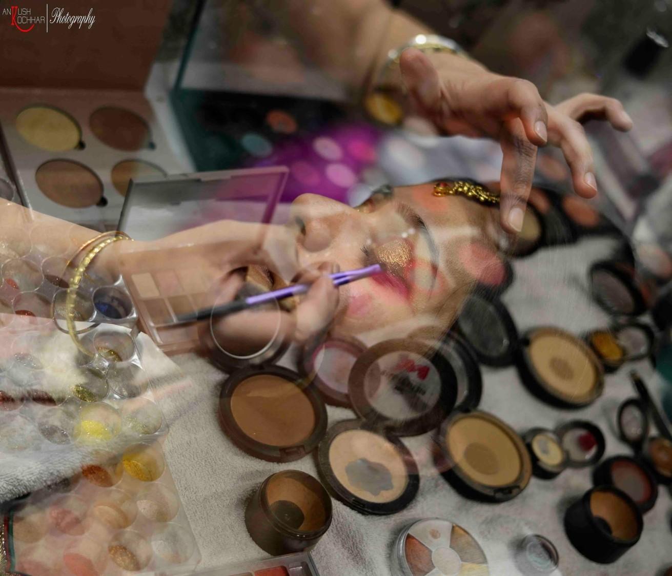 Bridal makeup by AKfotography Wedding-photography | Weddings Photos & Ideas