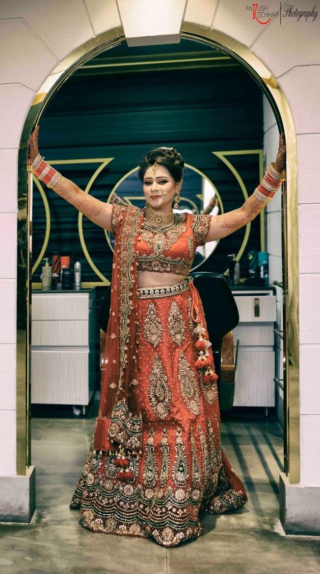 Sassy Indian bride by AKfotography Wedding-photography | Weddings Photos & Ideas