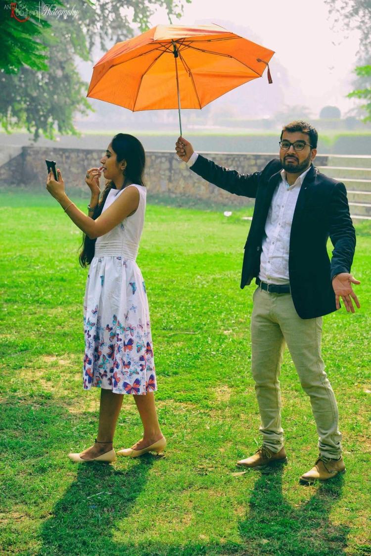 Pre-Wedding Shoot With Umbrella Prop by AKfotography Wedding-photography | Weddings Photos & Ideas