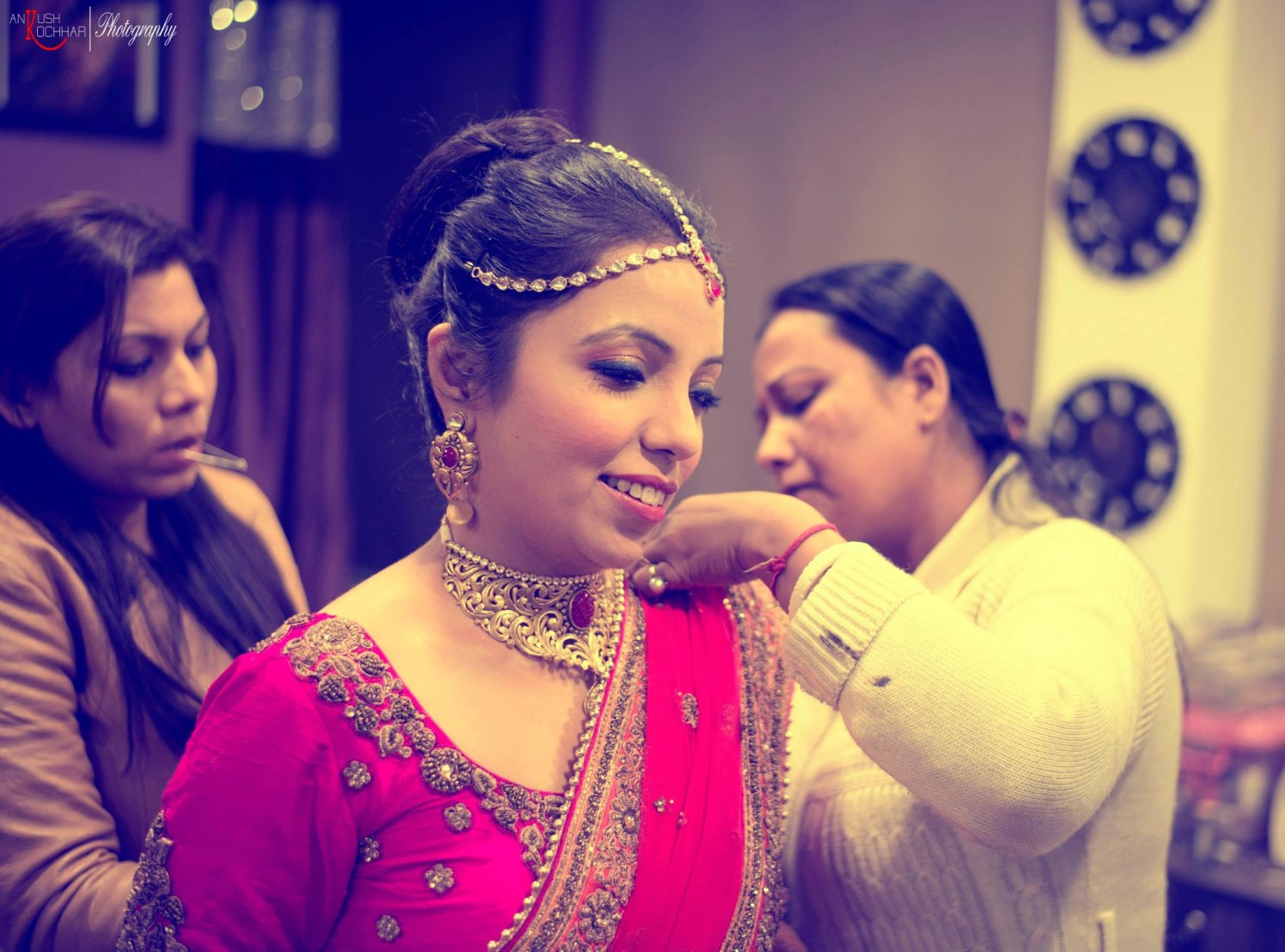 The bride getting ready by AKfotography Wedding-photography | Weddings Photos & Ideas