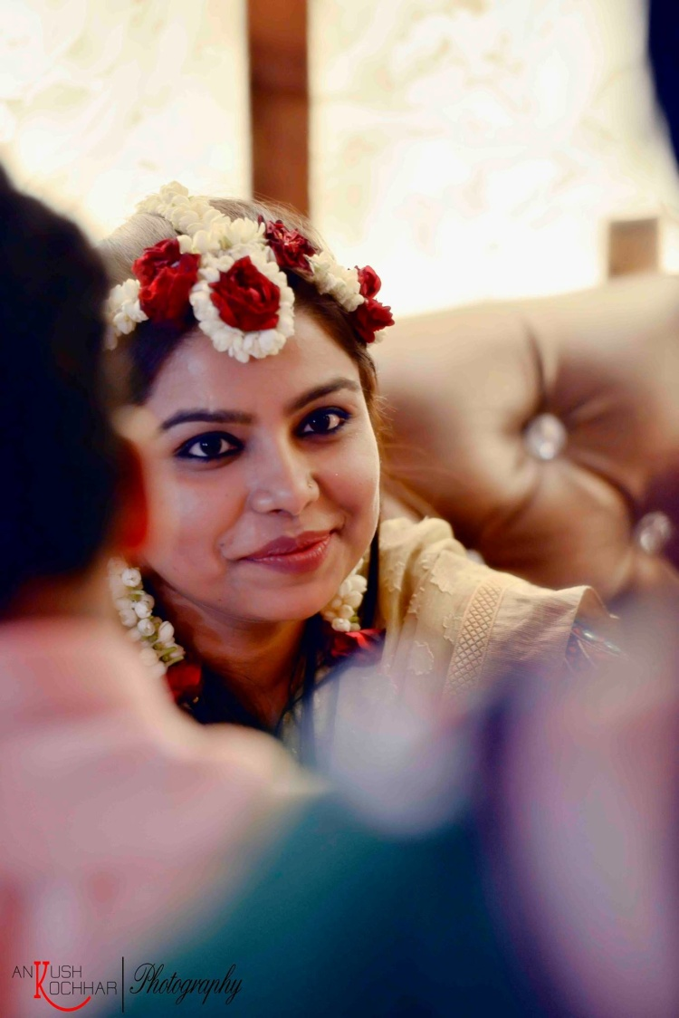 Bride During Her Mehendi Ceremony by AKfotography Wedding-photography | Weddings Photos & Ideas