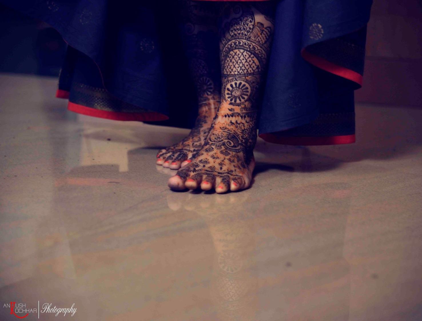 Bridal Feet Wear by AKfotography Wedding-photography | Weddings Photos & Ideas