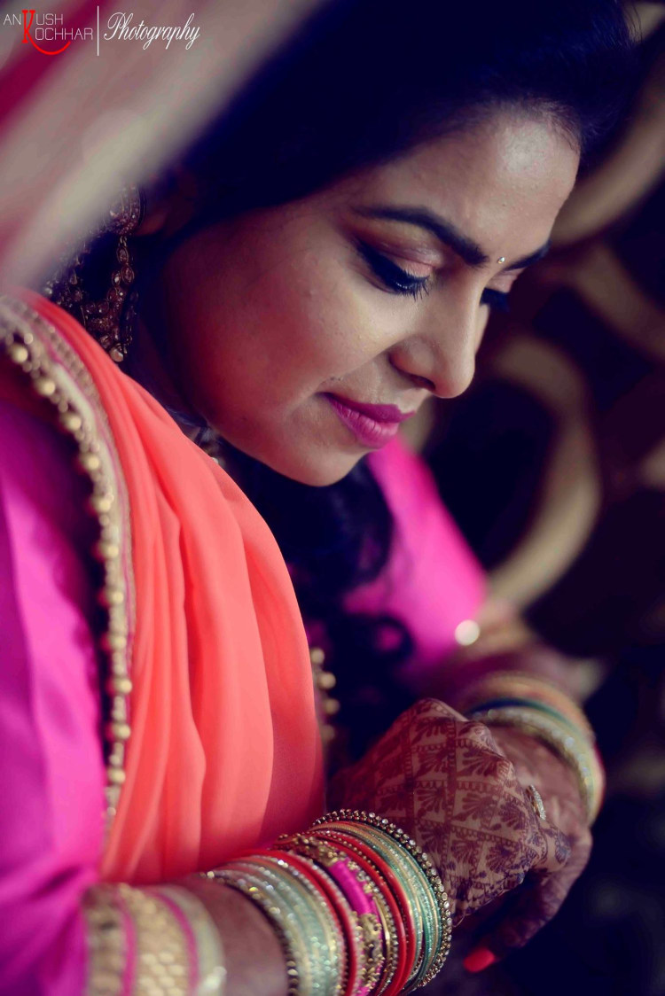 Candid Bride Shot by AKfotography Wedding-photography | Weddings Photos & Ideas