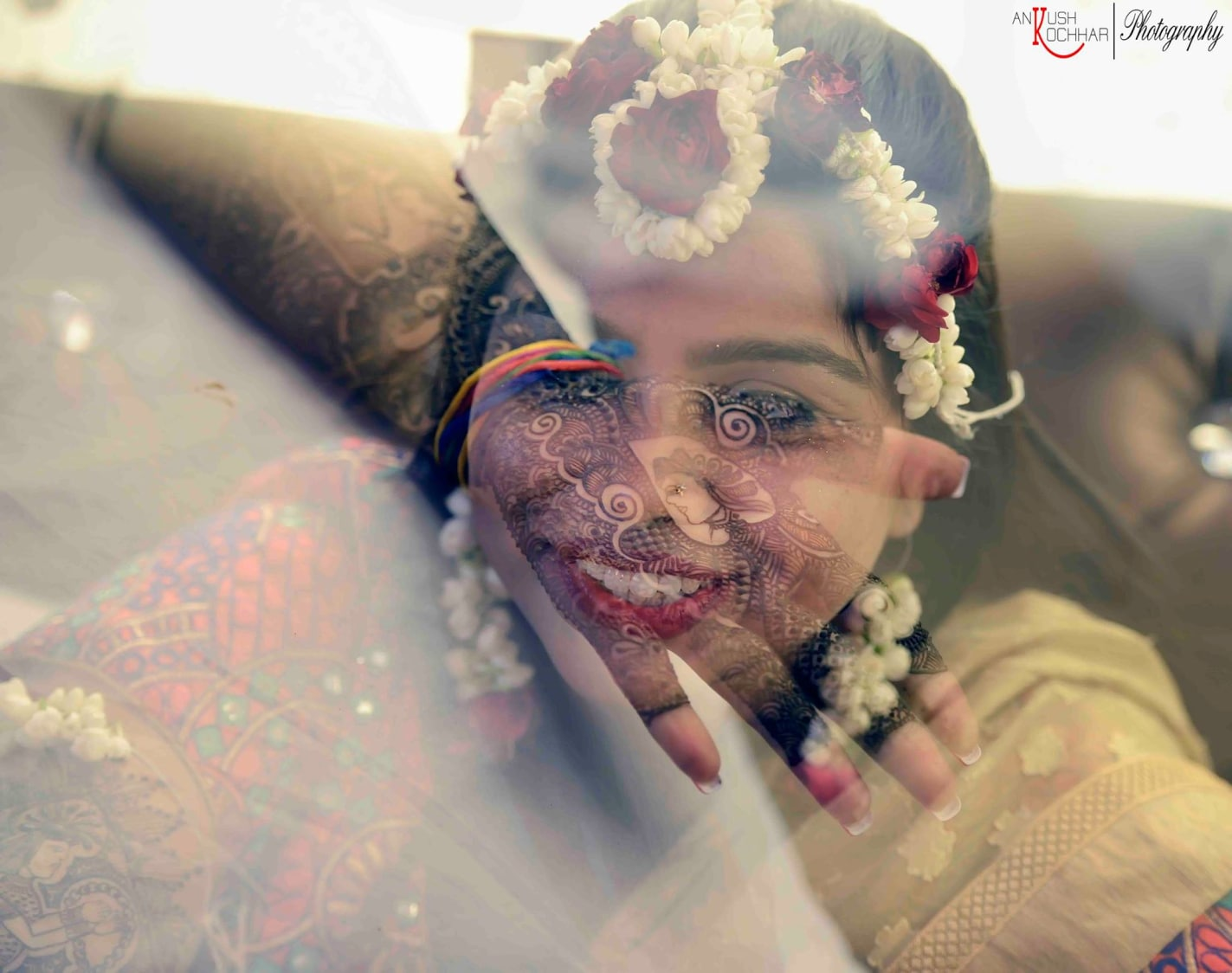 indian bride by AKfotography Wedding-photography | Weddings Photos & Ideas
