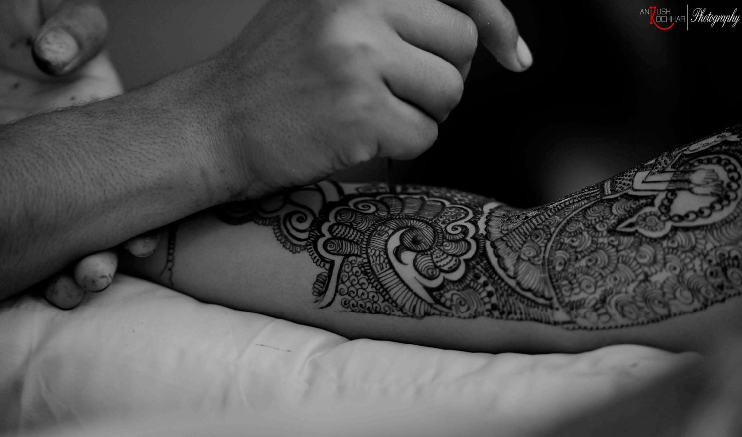 Bridal Mehendi Design by AKfotography Wedding-photography | Weddings Photos & Ideas