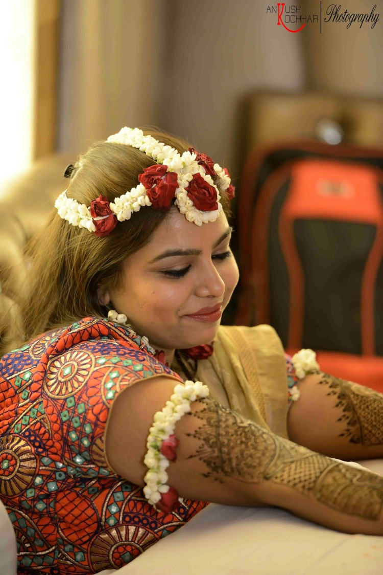 Bride During Her Mehendi by AKfotography Wedding-photography | Weddings Photos & Ideas