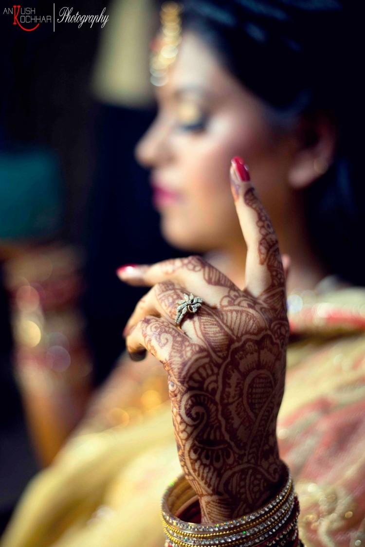 Bride Mehendi Design by AKfotography Wedding-photography | Weddings Photos & Ideas