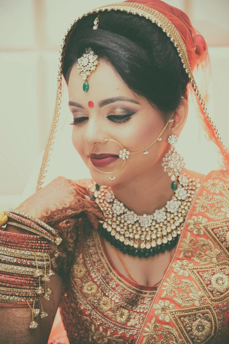 Bold Eye Makeup by AKfotography Wedding-photography Bridal-makeup   Weddings Photos & Ideas