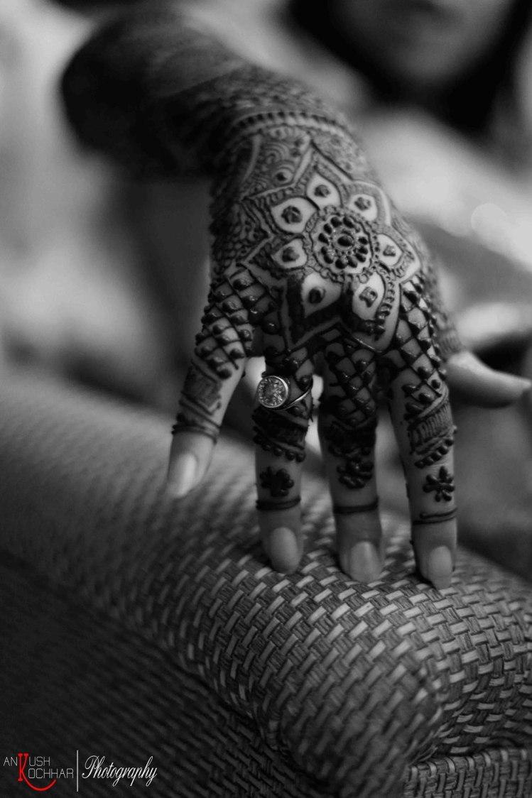 Intricate mehendi design by AKfotography Wedding-photography | Weddings Photos & Ideas