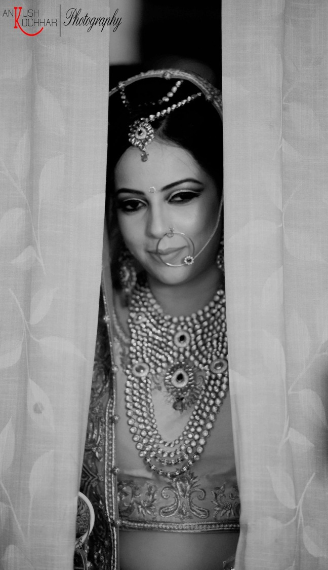 The beautiful Indian bride by AKfotography Wedding-photography | Weddings Photos & Ideas
