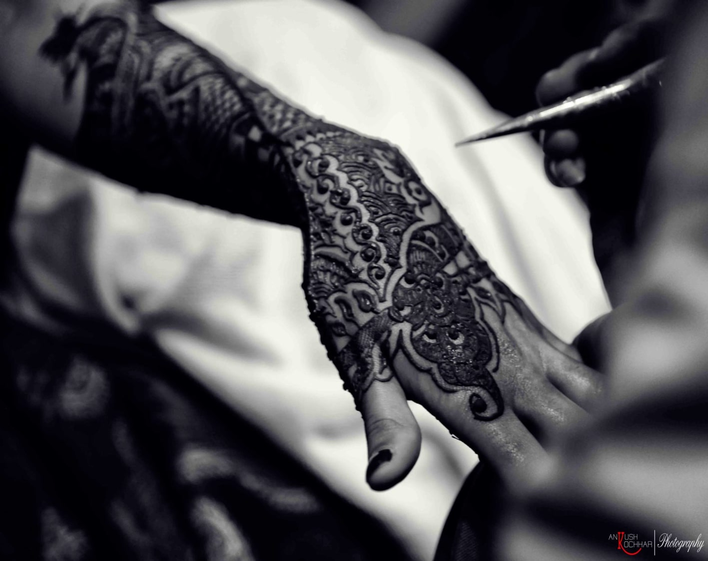 Mehendi ceremony in full swing by AKfotography Wedding-photography | Weddings Photos & Ideas