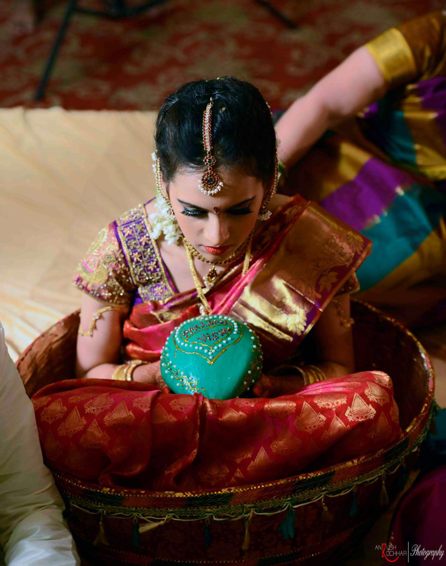 Beautiful Indian bride by AKfotography Wedding-photography | Weddings Photos & Ideas