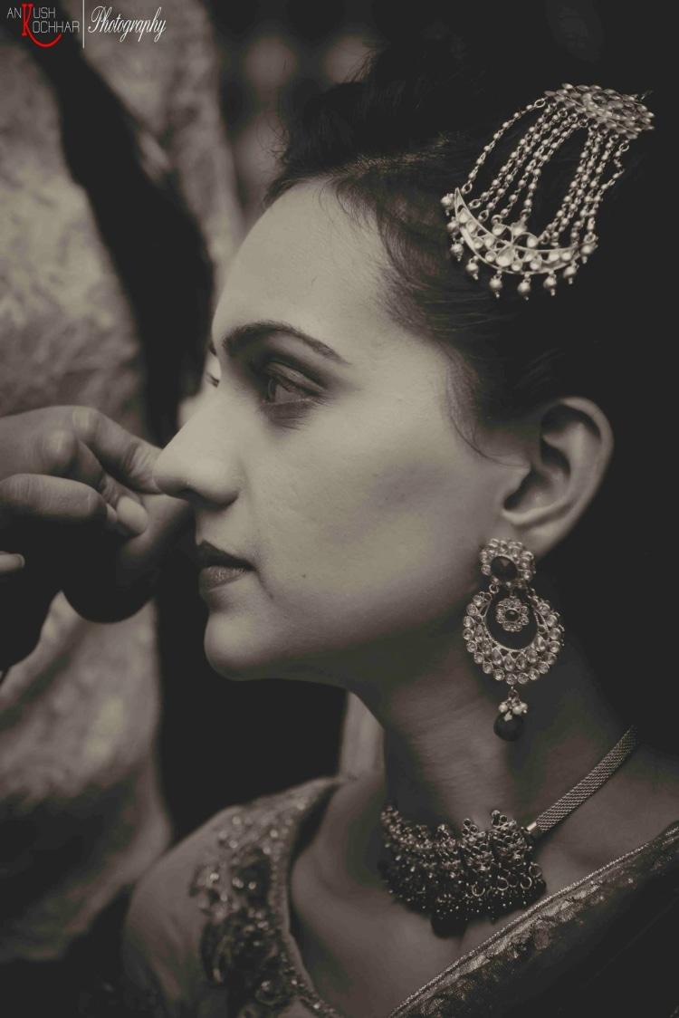 Getting Ready Shot by AKfotography Wedding-photography | Weddings Photos & Ideas