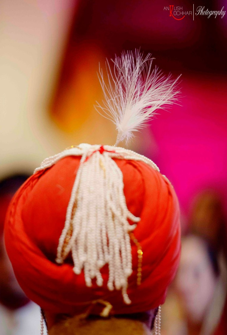 Groom turban by AKfotography Wedding-photography | Weddings Photos & Ideas