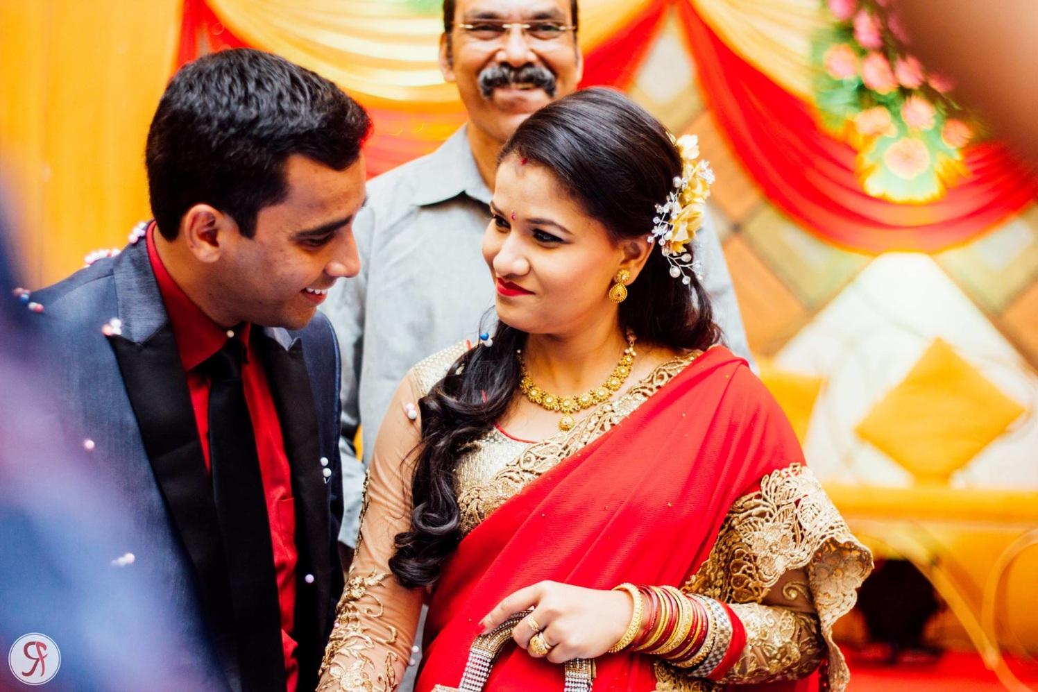 Absorbing the beauty by Rhythmic Focus Wedding-photography | Weddings Photos & Ideas