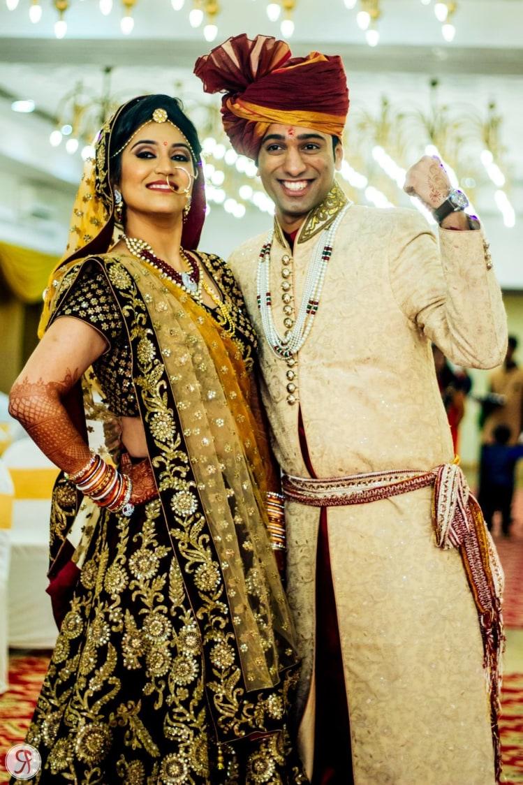 Majestic couple by Rhythmic Focus Wedding-photography | Weddings Photos & Ideas