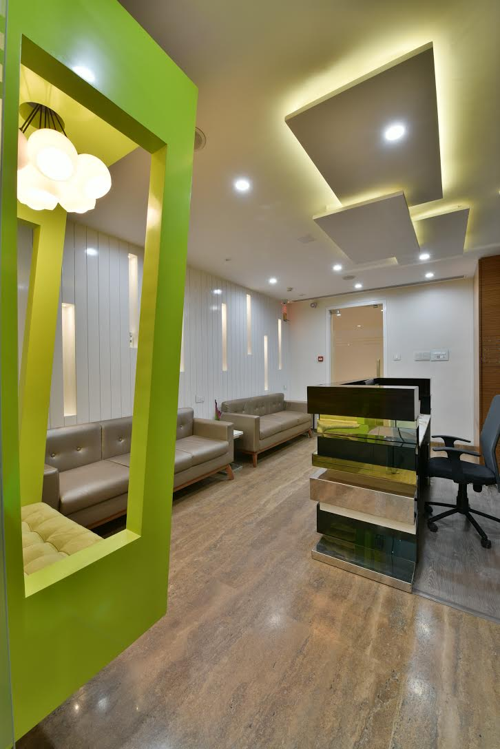 The Tinge of Green by ARCHITECT KAUSHAL CHOUHAN Modern | Interior Design Photos & Ideas