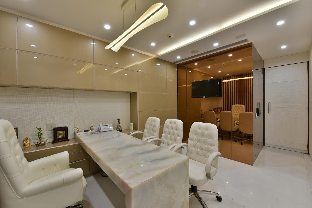 The White Beauty by ARCHITECT KAUSHAL CHOUHAN Modern | Interior Design Photos & Ideas