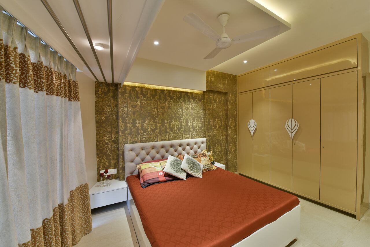 The Golden Beat by ARCHITECT KAUSHAL CHOUHAN Contemporary | Interior Design Photos & Ideas