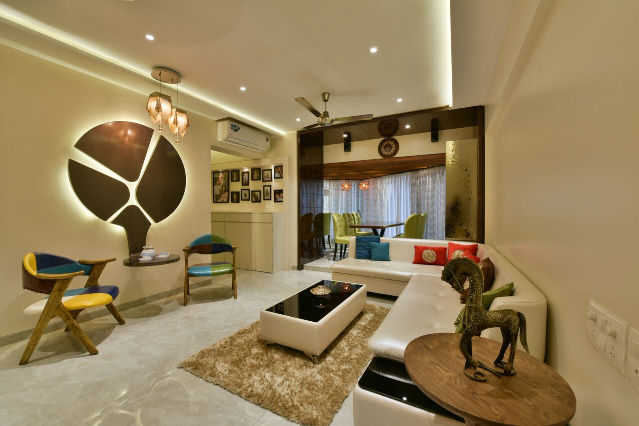 Art Attack by ARCHITECT KAUSHAL CHOUHAN Contemporary | Interior Design Photos & Ideas