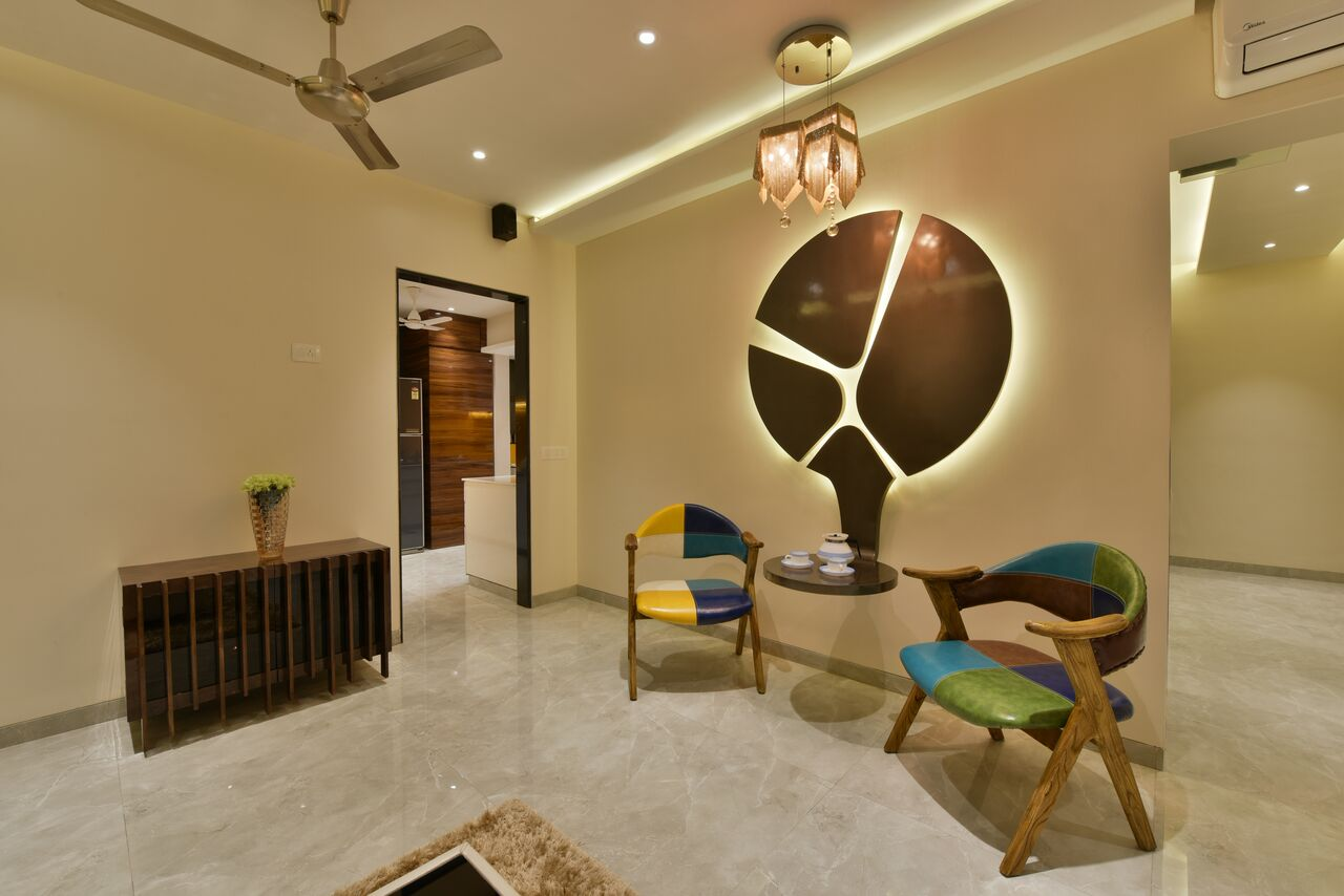 Art Beat by ARCHITECT KAUSHAL CHOUHAN Contemporary | Interior Design Photos & Ideas