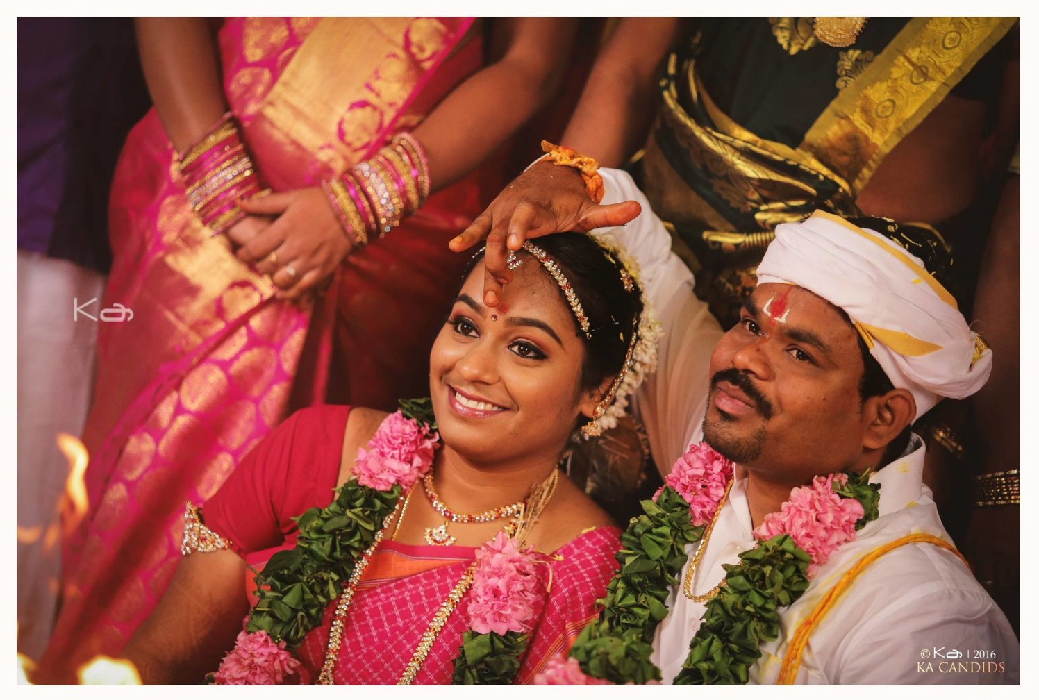 Wedding ceremonies by KA Candids Wedding-photography | Weddings Photos & Ideas
