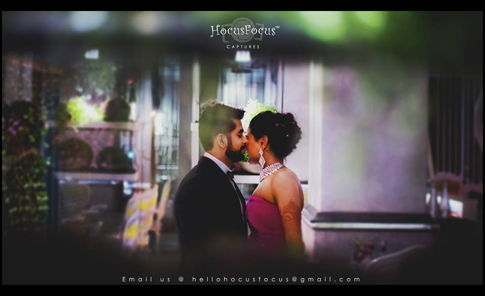 Catching up for a kiss by HOCUS FOCUS PHOTOGRAPHY  Wedding-photography | Weddings Photos & Ideas