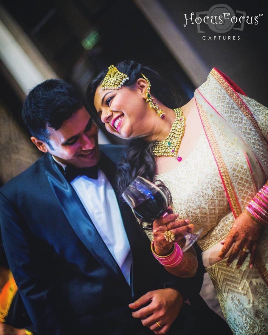 Adorable Couple by HOCUS FOCUS PHOTOGRAPHY  Wedding-photography | Weddings Photos & Ideas