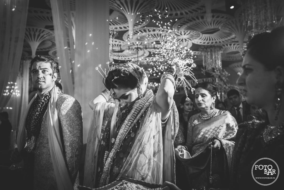 Shower of bliss and boon by Fotobar Wedding-photography | Weddings Photos & Ideas