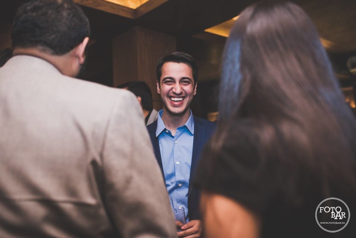 Perky groom by Fotobar Wedding-photography | Weddings Photos & Ideas
